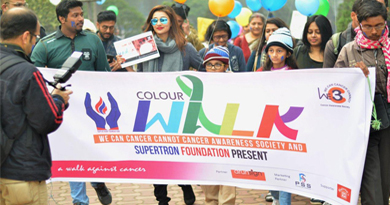 Supertron Organizes Walk for Cancer Awareness in Kolkata