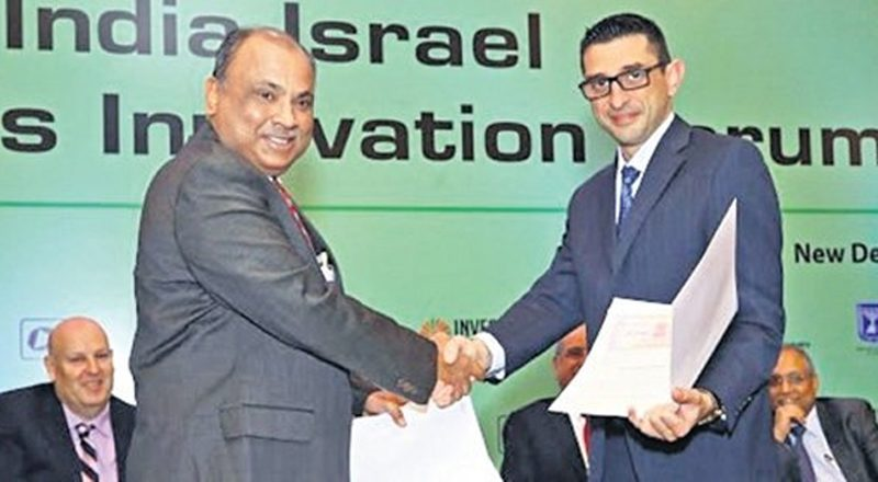 Tata Projects signs MoU with Israel-based Watergen to make available clean water in India