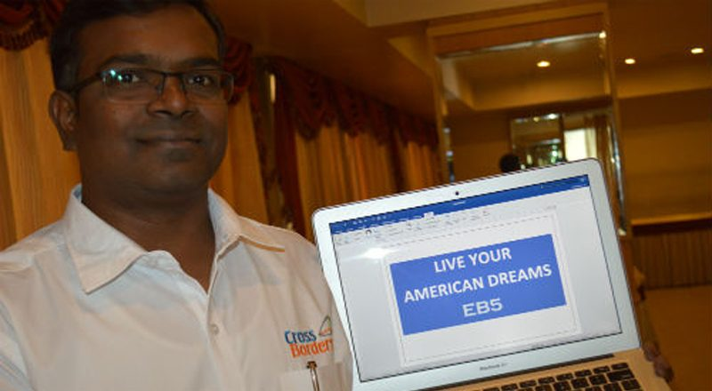 'Green Card under the EB-5 Immigrant Investor Program is much easier' – Arun Nanda