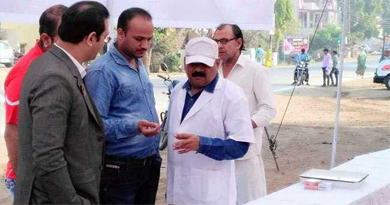NGO sets World Record of conducting 2,501 blood tests in 6 hours