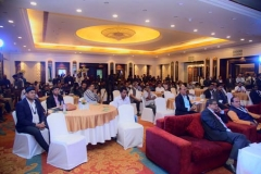 Attentive Audience during the Award Ceremony