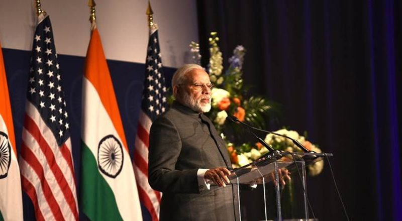 modi-in-washington