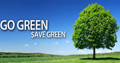 go-green-save-green