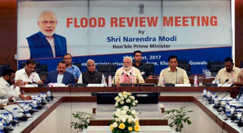 narendra-modi-assam-flood