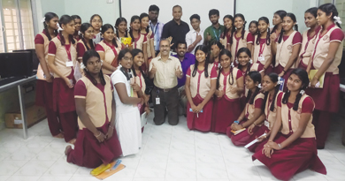 CSS Corp Conducts Computer Literacy Training Program – spoindia