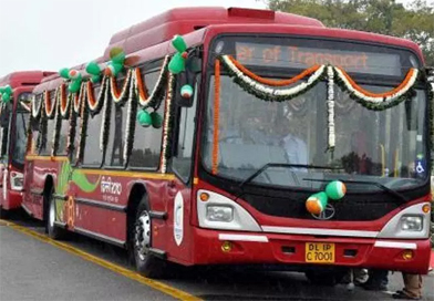 Delhi launches pilot project for introducing Panic Buttons for women in buses