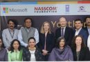 NASSCOM Foundation with Microsoft India launches YouthSpark Code <A> Career