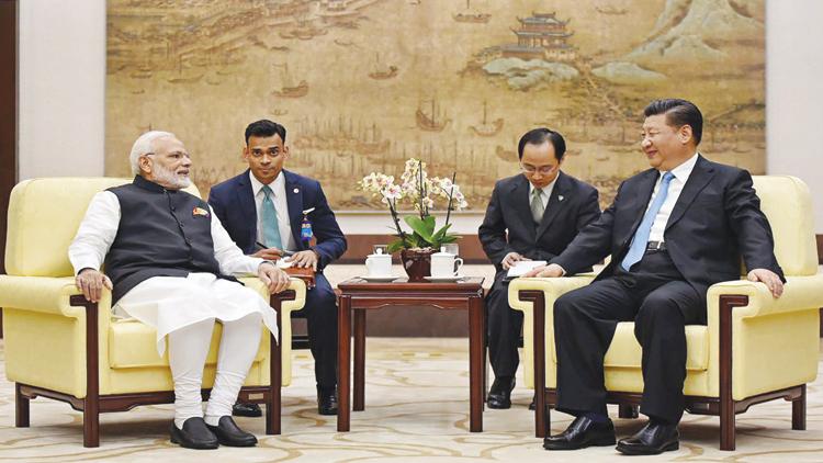 Modi_Xi-Jinping