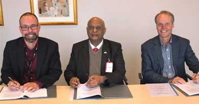 BEL signs MoU with Saab, Sweden