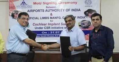AAI and ALIMCO ink MoU to conduct Cochlear Implant surgeries