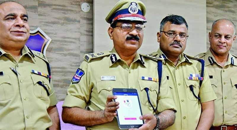 Telengana Police uses new tool to identify criminals