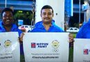 Nippon Paint's Digital Contest winners cheer for Indian athletes at 18th Asian Games