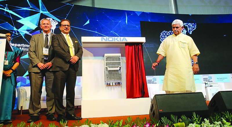 Nokia-annoucement-of-Chennai-Plant-for-5G-radio-equipment