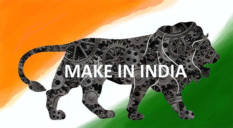 'Make in India' completes 4 glorious years!