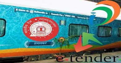 Railways parking, catering contracts to go through an e-tendering process