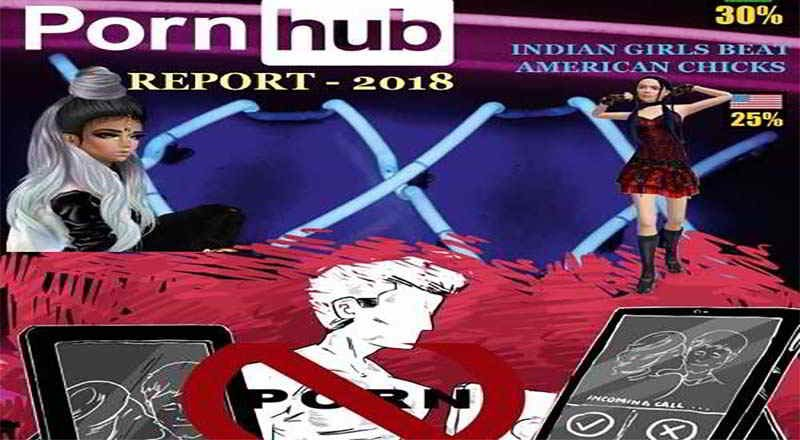 India ranks 3rd in terms of Pornhub Traffic in 2018 – spoindia