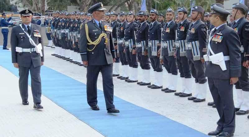 Air Marshal C Hari Kumar, Air Officer Commanding-in-Chief, WAC IAF Retires