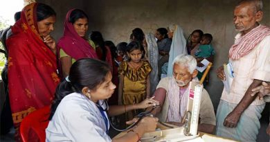 SST facilitating access to quality healthcare in rural India