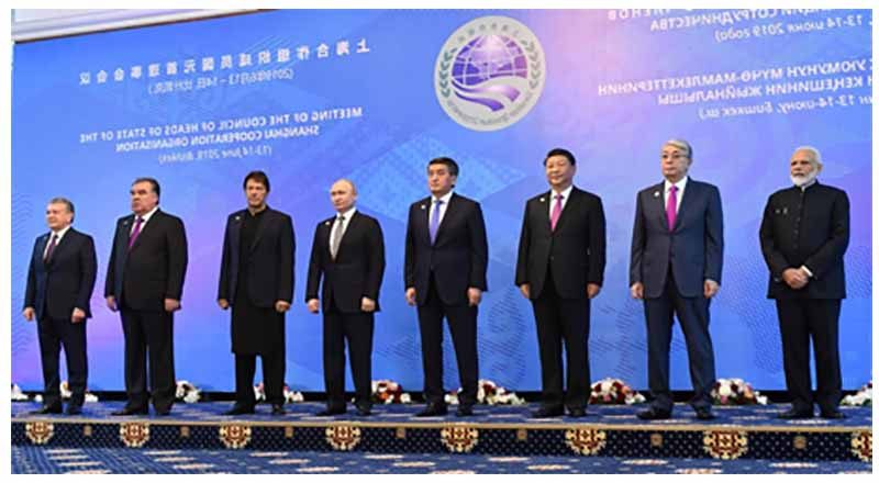 SCO leaders to organise a global conference on terrorism: PM Modi