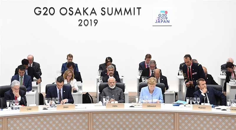 G-20 Summit witness on Modi's stand on India's data localisation Policy