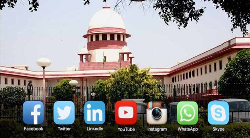 Cannot stop media reports on court observations, says SC