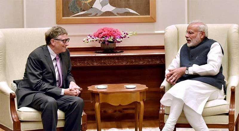 Gates Foundation to honour Modi for Swachh Bharat Mission