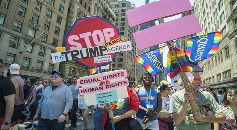 10,000 Public Comments on Trump's Proposed Attack on LGBTQ Federal Contract Workers
