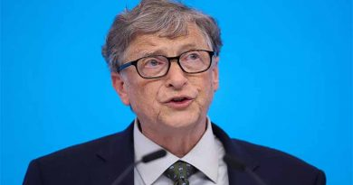 Bill Gates came to work in Mercedes, left in Porsche probably to see women