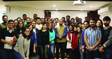 """ISPP organizes """"Practitioner's approach to Public Policy"""" lecture"""