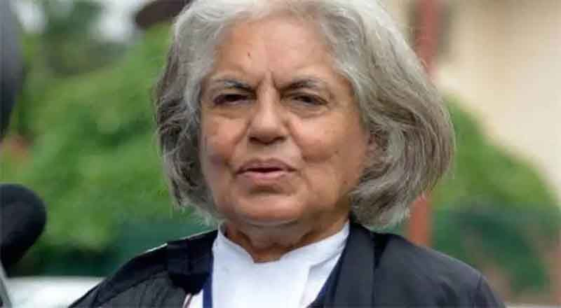 Follow Sonia Gandhi's example, forgive the convicts: Advocate Indira Jaising