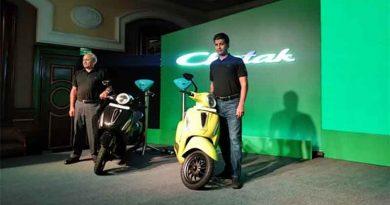 Bajaj Auto brings Bajaj Chetak electric scooter starting at Rs 1 lakh