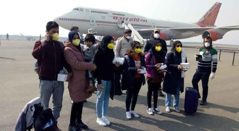 Air India Chief says evacuation of Indian passengers from Wuhan was challenging
