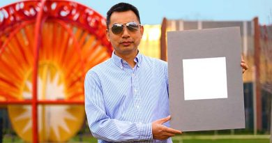 The whitest and coolest paints invented by Purdue University