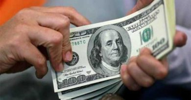 India's foreign exchange reserves rise to $1.1 bn to reach $582.4 bn