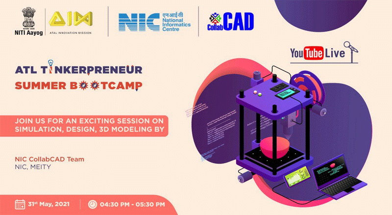 Atal Innovation Mission successfully completes two-month long, one of its kind 'ATL Tinkerpreneur Bootcamp' across country