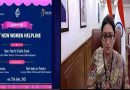 Union WCD Minister, Smriti Irani Launches 24/7 Helpline for Women Affected by Violence